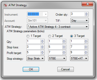ATMStrategy