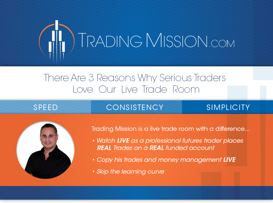 tradingmission com emini oil options live trading room trading